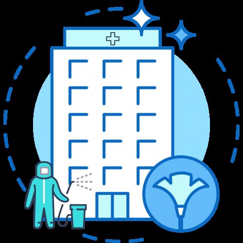 Klinikreinigung icon